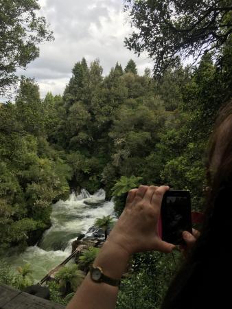 Foto de Okere Falls