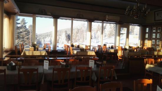 Vemdalen, สวีเดน: Restaurang Vy
