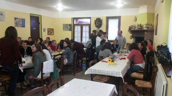 San Venanzo, Italia: Da Peppa e Angelino
