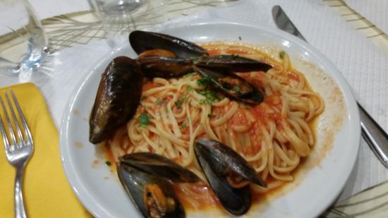 Sapori di Sicilia: pasta cozze