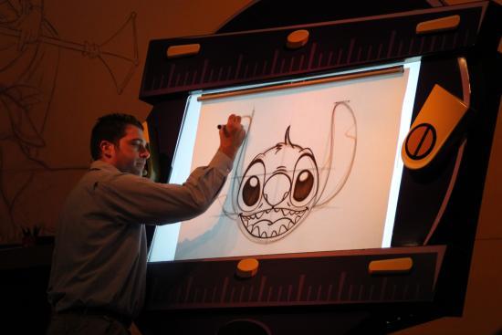 Apprendre dessiner photo de parc walt disney studios marne la vall e tripadvisor - Dessiner disney ...