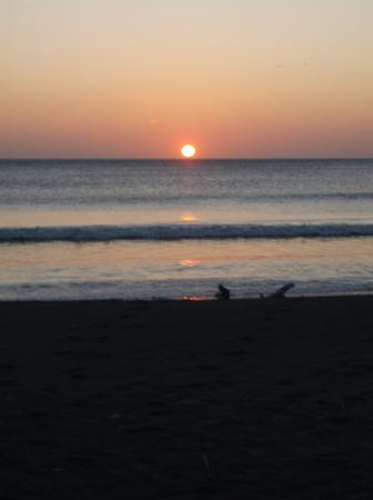 El Astillero, Nicaragua: Bye ! bye Mr Sunshine !