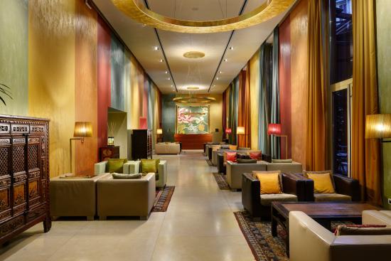 โรงแรมเอ็นเตอไพรซ์: Event Plaza