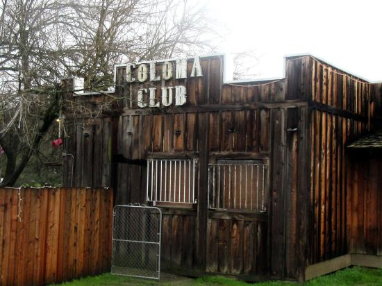 Coloma Club, Coloma, Ca