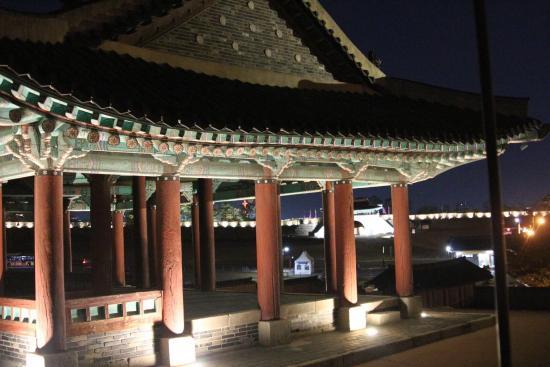 Suwon, South Korea: Yeonmudae (Dongjangdae)