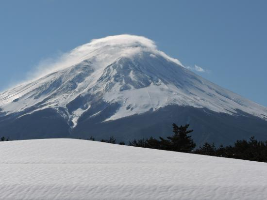 上空から - Picture of Mount Fuji, Chubu - TripAdvisor