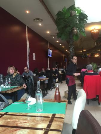 Thai village aubergenville restaurant avis num ro de - Piscine d aubergenville ...