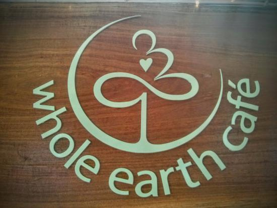 Whole Earth Cafe: What a breath of fresh air. Great coffee, fantastic wholesome and delicious food. Highly recomen