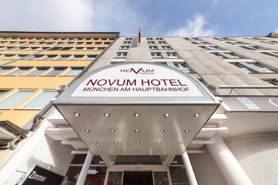 Novum Hotel Munchen Am Hauptbahnhof