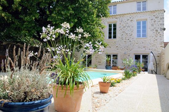 Aude, Frankrike: Het huis