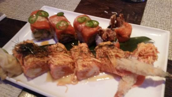 Ajisai japanese fusion new york city upper east side for Ajisai japanese cuisine