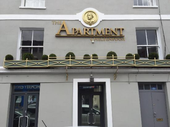 ‪The Apartment Cheltenham‬