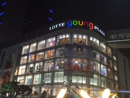 ‪Lotte Young Plaza Myeongdong‬