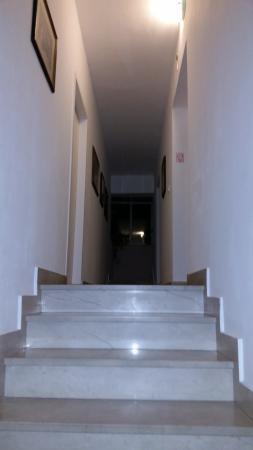 Icici, Croazia: stairs