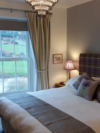 Llandogo, UK: Thistle room