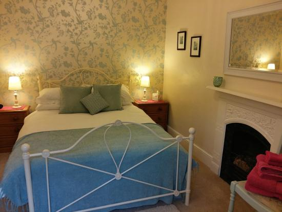Llandogo, UK: Rose room
