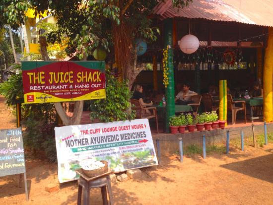 The Juice Shack Restaurant