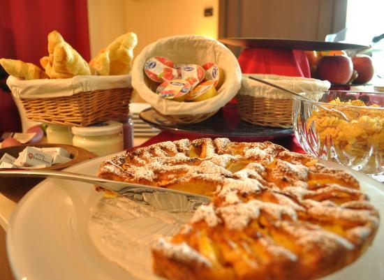 Charvensod, Italia: La colazione