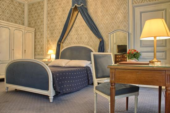 Normandy Hotel: chambre