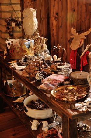 Werder upon Havel, Duitsland: saisonale Dekorations- und Geschenkartikel zum Verkauf