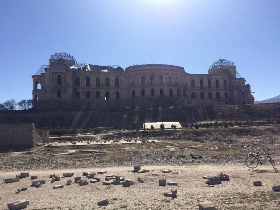 Darul Aman Palace Photo