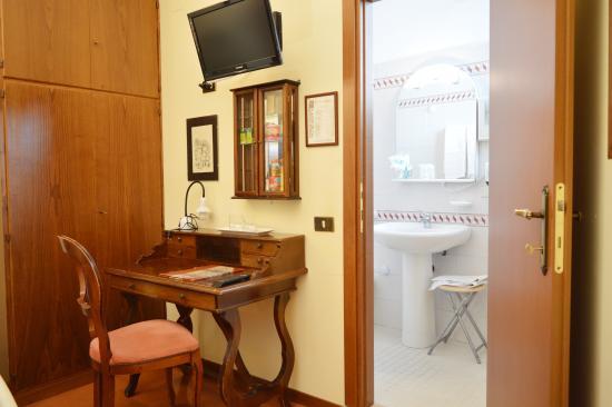 Hotel Pallotta Assisi: Camera