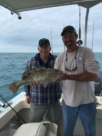 Cortez, FL: Captain Brian and captain Eddie