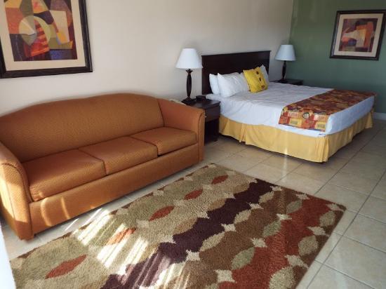 king room with sofa bed picture of champions world resort rh tripadvisor com