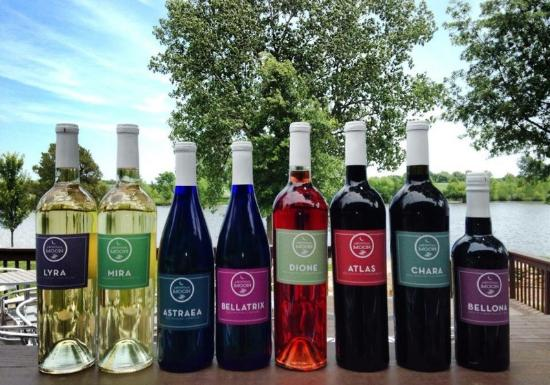 Higginsville, MO: From dry to sweet, we're sure to have a wine for everyone