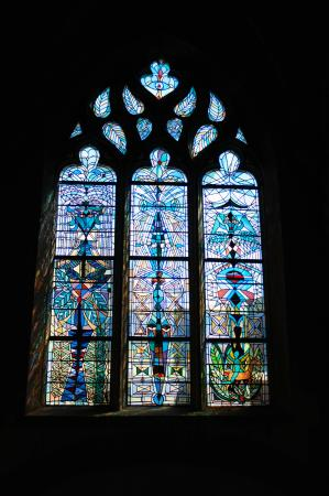 Vitraux Metz vitraux jean cocteau - picture of saint maximin, metz - tripadvisor