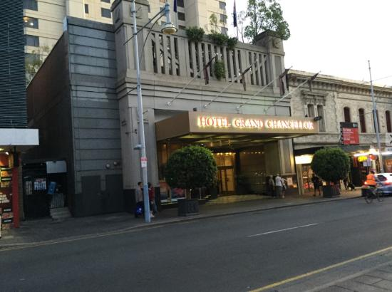Hotel Grand Chancellor Adelaide on Hindley Foto