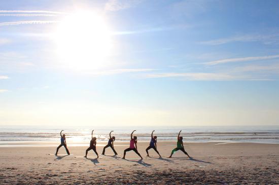 Skerries, أيرلندا: Yoga & Fitness