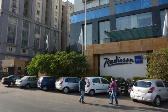 Radisson Blu Hotel Ahmedabad 사진