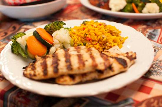 Zorn's of Bellmore Grilled Chicken