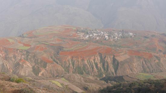 Dongchuan Red Land Foto