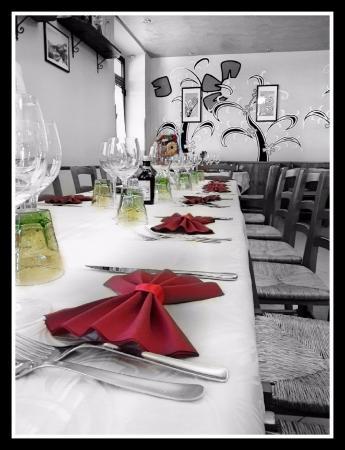 San Baronto, Italien: Sala Ristorante