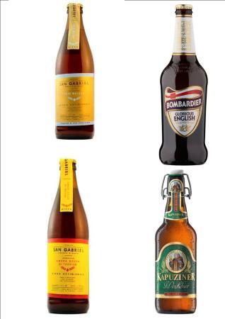 San Baronto, Italien: birre  Italiane ed Europee Artigianali .