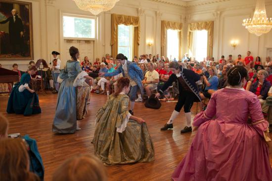 Montevallo, AL: the Independence Day ball