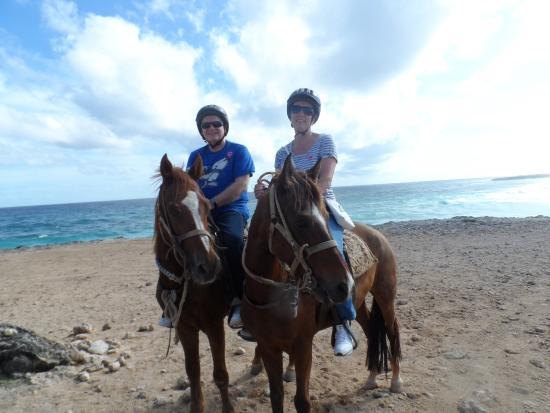 Paradera, Aruba: Yeeha!!
