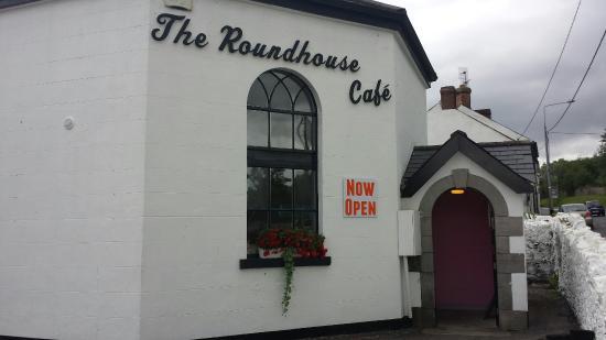 Drogheda, Irlanda: The Roundhouse Cafe