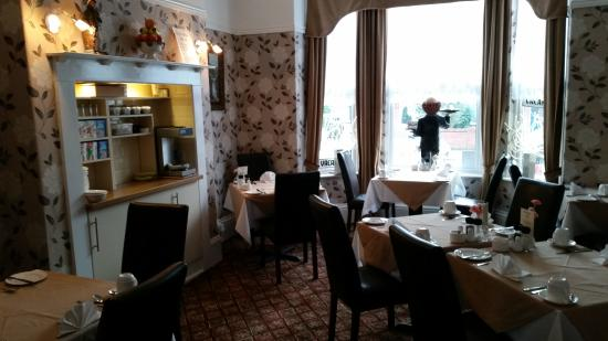 The Kilburn: Dining Room
