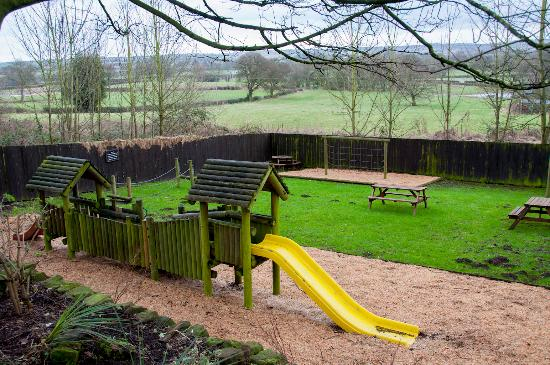 Higham, UK: Play zone
