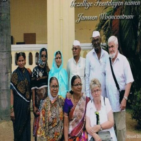 Indiaas Tandoori Restaurant Simla : Vakantie Foto van Gasten verzonden