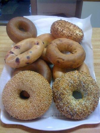 Stone Ridge, NY: bagels