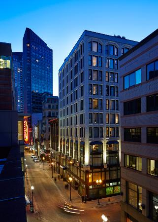 The Frey Hotel Boston Updated 2017 Prices Reviews Ma Tripadvisor