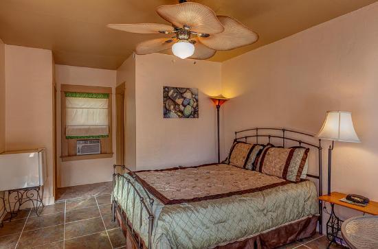 Mariposa, CA: Comfy beds