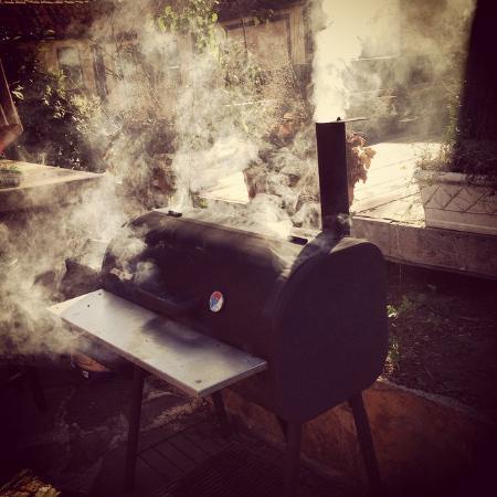 Mariposa, CA: Smokin' hot food