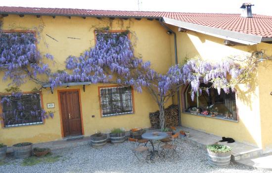 Рокка-Гримальда, Италия: Cascina la Maddalena Bed & Wine