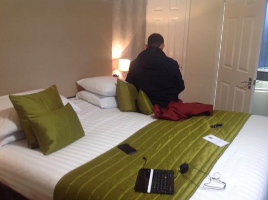 Lostwithiel, UK: Room16