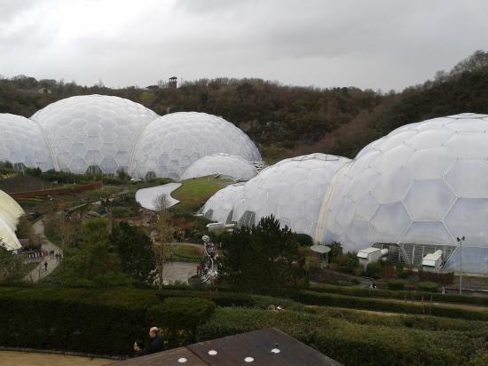 Lostwithiel, UK: Eden Project